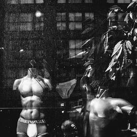 Dirty Mannequins by Dylan Murphy