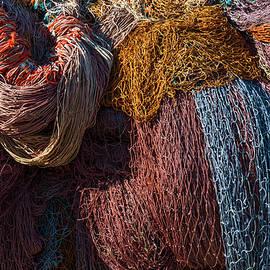 David May - Discarded Fishing Nets
