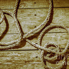 Jorgo Photography - Wall Art Gallery - Dispatched ropes and voyages