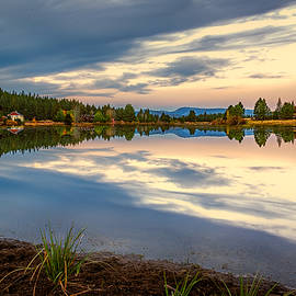 Maria Coulson - Cloudy Pond