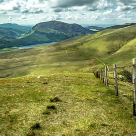 Distant Path by Nick Bywater