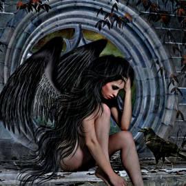 G Berry - Distress Angel02