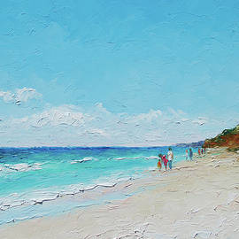 Jan Matson - Ditch Plains Beach Montauk Hamptons NY