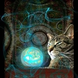 Divination by Anastasiya Malakhova