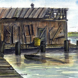 Dock Shed