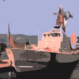 Dockside by Mark Fuge