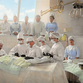 Mike Savad - Doctor - Operation Theatre 1905