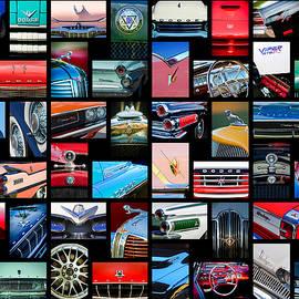 Dodge Art -01 by Jill Reger