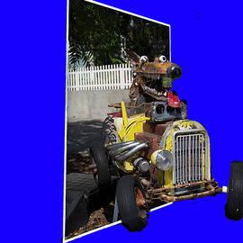 Michael Riley - Dog Car