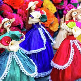 Dolls by Tina Ernspiker
