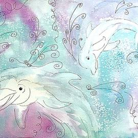 Dolphin Jubilee  by Ellen Levinson