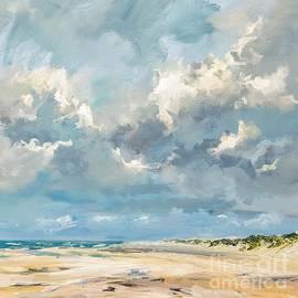 Wim Wege van de - Domburg beach