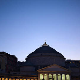 Pat Dego - Dome of San Francesco di Paola. Naples