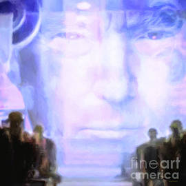 Wingsdomain Art and Photography - Donald Trump 1984 square