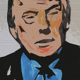 Donald Trump by Robert Margetts