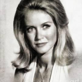 Donna Mills, Vintage Actress - John Springfield