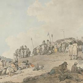 Donnybrook Fair, 1782 - Francis Wheatley