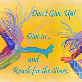Don't Give Up by Eloise Schneider Mote