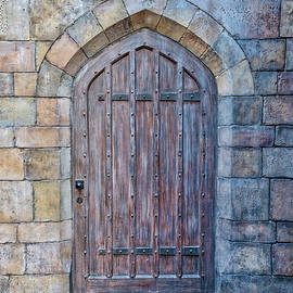 Door And Stone by Jim Thompson