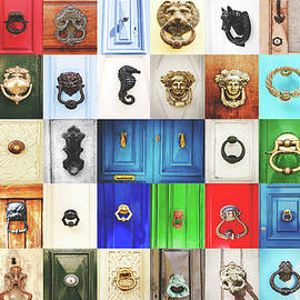 Door Knobs Of The World Collection by Sotiris Filippou