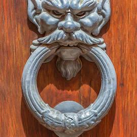 Door Knocker of Tuscany