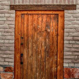 Door To Somewhere by David Millenheft