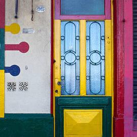 Venetia Featherstone-Witty - Doors of San Telmo, Argentina