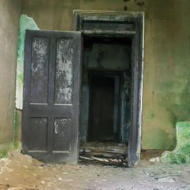 Doorway, Walker Building by Julia House