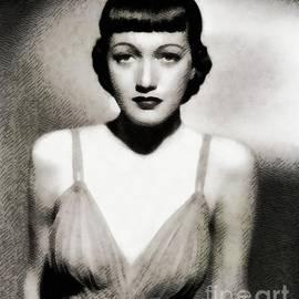 John Springfield - Dorothy Lamour, Vintage Actress