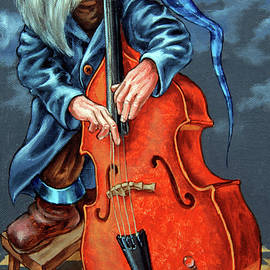 Victor Molev - Double bass and bench