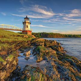 Rick Berk - Doubling Point Lighthouse