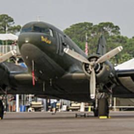 Douglas C-47 Skytrain Troop Transport