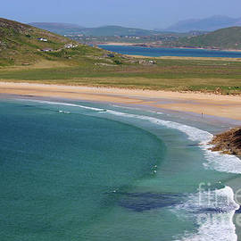Downings Bay Donegal Ireland by Eddie Barron