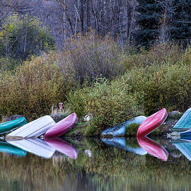 Downtime at Beaver Lake by Alana Thrower