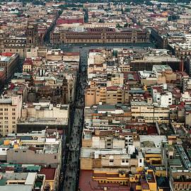 Guillermo Magana - Downtown Mexico City