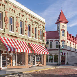 Downtown Newberry by Andrew Wilson