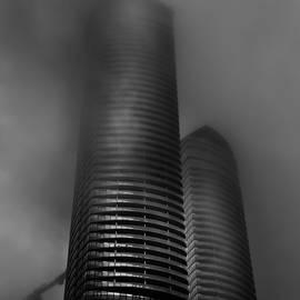 Brian Carson - Downtown Toronto Fogfest No 20