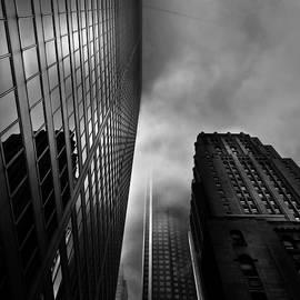 Brian Carson - Downtown Toronto Fogfest No 4