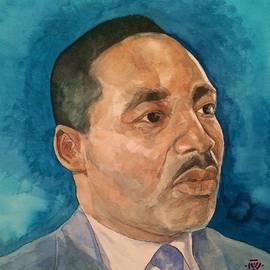 Nigel Wynter - Dr. King