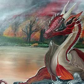 Debra Dallmann - Draco the Red Dragon