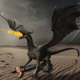 Solomon Barroa - Dragon and Prey
