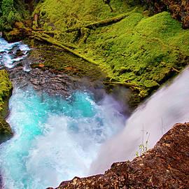 David Millenheft - Dragon Falls