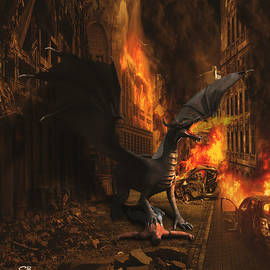Solomon Barroa - Dragon Flame