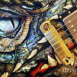 Martin Konopacki - Dragon Guitar PRS