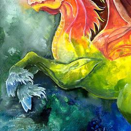 Sherry Shipley - Dragon Horse