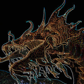 Dragon Lines by Randall Dunphy