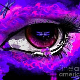 Dragonfly Tears by Saundra Myles