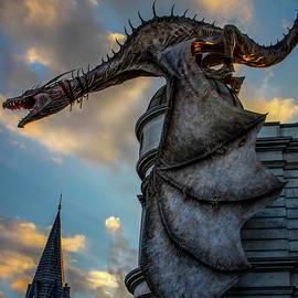 Luis Rosario - Dragons Glory