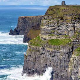 W Chris Fooshee - Dramatic Irish Coastline