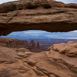 Brian Harig - Dramatic Mesa Arch Sunrise - Canyonlands National Park - Moab Utah